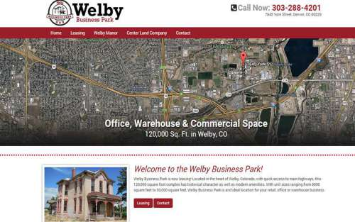 Welby Business Park