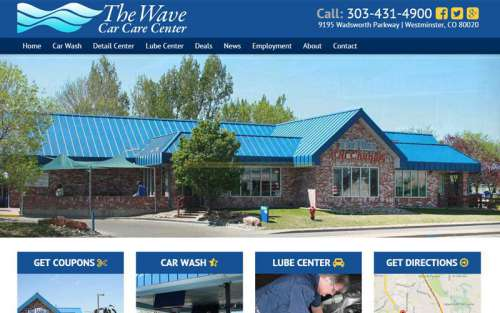 The Wave Car Care