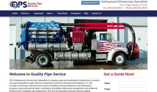 Quality Pipe Services