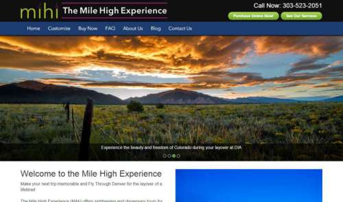 The Mile High Experience
