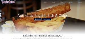 Yorkshire Fish & Chips