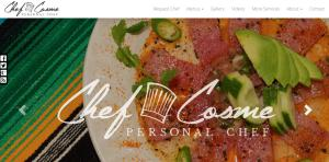 web-design-for-personal-chef