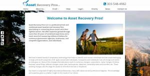 Asset Recovery Pros