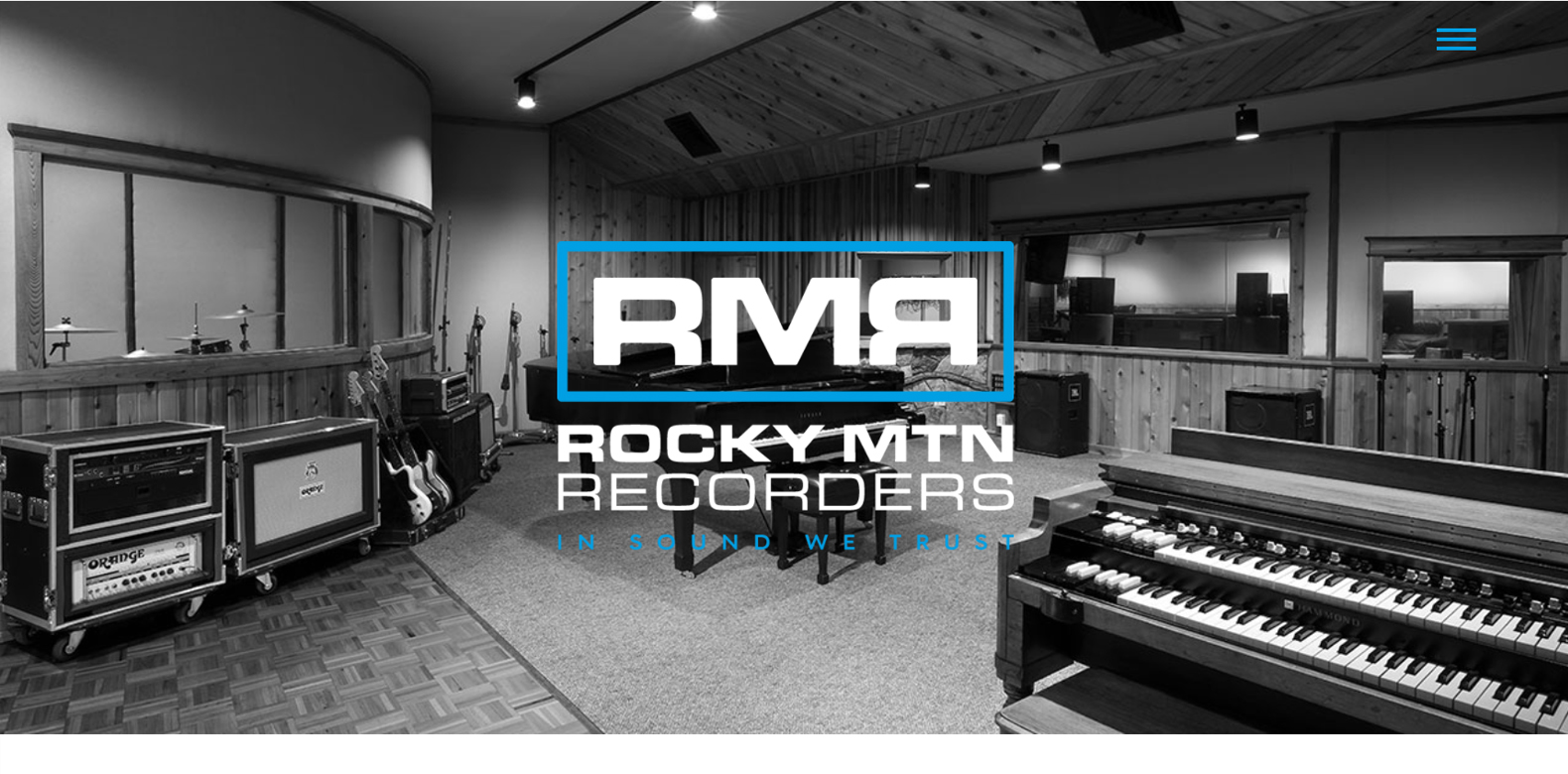 New Website Launch: Rocky Mountain Recorders
